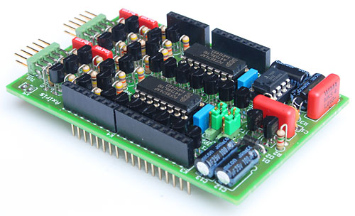 IV-26 shield for Arduino