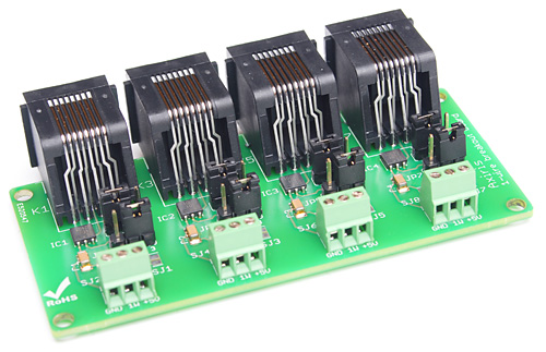 One wire breakout board